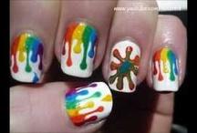 Nails / by Barbara Reed