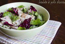 insalate e piatti freddi