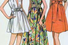 Moda anos 60/70