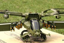 Drony a podobné