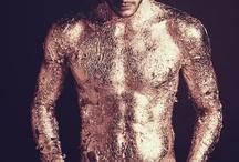 men's glitter