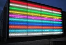 Facades Led Media Light / Led lighting for architecture