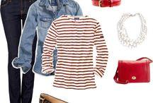 Fashion Inspiration  / by Kristen Meyer