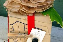 Gift Wrapping Ideas / Gift Wrapping Ideas