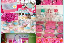 Madison Party Idea's / by Kimberly Steel-Slater