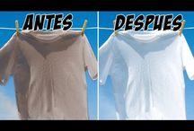Jabon para ropa blanca