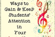 For Music Instructors