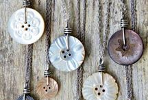 Buttons jewelery