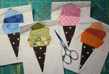 Quilt: summer projects