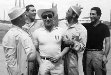 F1 drivers from the 50s