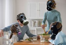 Household Chemicals To Avoid / Clean Living is easy, we just need to be informed.