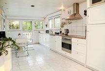 Villa Small Paradise - Kitchen area