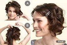 Hairstyling Tricks
