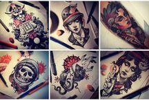 Neo tattoo