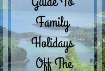 Family Travel. / Useful tips, advice, guides and inspiration to help plan your family holiday!