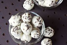 WHITE Chocolates / I know LOTS of white chocolates lovers.  This board is for YOU!