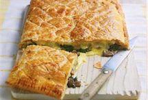 Baking - savoury