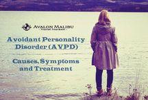 Psychology - Avoidant