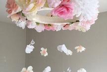 dekorácie s kvetov umelých