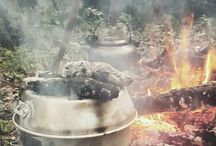 Bushcraft Kitchen