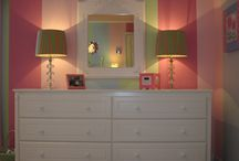 The girls room remodel / by Jessica Couch