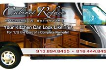 Cabinet Reface News / Follow the news of what's happening at Cabinet Reface. A place to share our blog articles and press releases. For all your kitchen modeling and custom storage solutions call the experts at (913) 894-8455