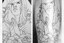 Tattoos / my tattoos