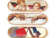 food-christophe adam-éclairs / by Cookingmymy (Audrey)
