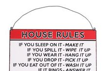 Ev kuralları