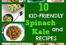 Spinach & Kale