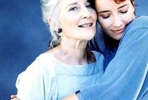 inspiracje: mama z córką