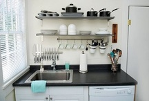 small kitchen love / by Heather Bechtold Mayhew