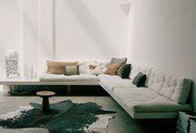 Concrete floor / Colour