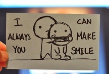 things that make me smile / by Marlene Breed
