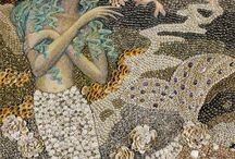 Beautiful Images - Mermaids and More / Beautiful colors, textures plus whimsy