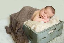 Newborn in Props