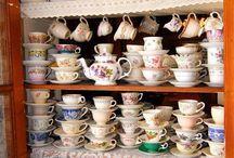 Tea Cups~Vintage