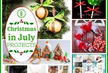 Christmas in July / by Debra Combs