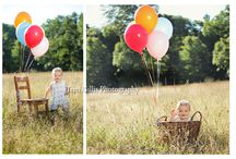One year old photo ideas / by Sarah Carroll
