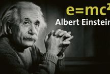 Albert Einstein's Quotes / Albert Einstein's Quotes