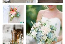 Centerpieces and florals