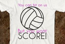 Volleyball / by Kellie Quintanilla