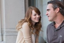 Irrational Man / Irrational Man, starring Emma Stone and Joaquin Phoenix, opens in Australian cinemas in August.