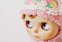 Blyth dolls