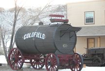 Places: Goldfield, Nevada