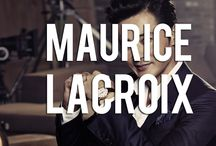 Maurice Lacroix / A curated collection of lifestyle images inspired by Maurice Lacroix.