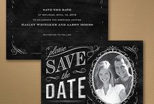 Save The Date / Wedding Save the Date Cards, Save the Date Postcards