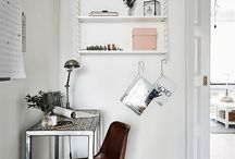 Home office chic