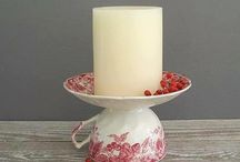 tea cups saucers plates
