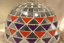Mosaic Cake Dome